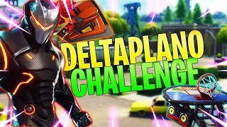 FORTNITE : DELTAPLANO CHALLENGE EXTRA LARGE!