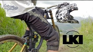 Lachlan McLaren | Welcome to LKI | DH MTB