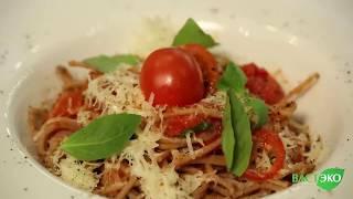 """Спагетти из полбы """"Вастэко"""" 400 г от компании VegansBy - магазин здорового питания - видео"""
