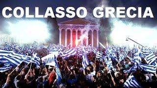 Collasso GRECIA - Registrazione Webinar di ieri