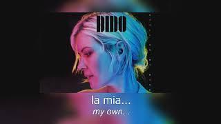 Dido  Take You Home (letra En Español)