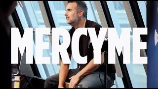 """MercyMe """"Don't Bring Me Down"""" Electric Light Orchestra Cover // SiriusXM"""