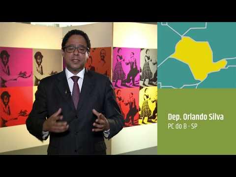Trabalho de Base - Orlando Silva