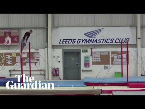 New Horizontal Bar Backflip World Record