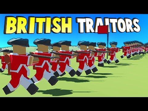 The BRITISH ARE COMING! Rise of Liberty NEW UPDATE (Rise of Liberty