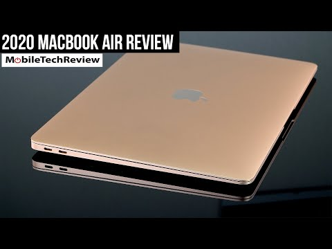 External Review Video C4nSB79xh-k for Apple MacBook Air Laptop (2020)