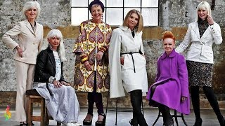 Мода 2020 для женщин за 60 — весна