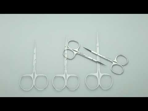Professional cuticle scissors EXPERT 10,11