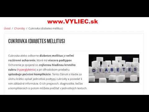Výpočet inzulínu před jídlem