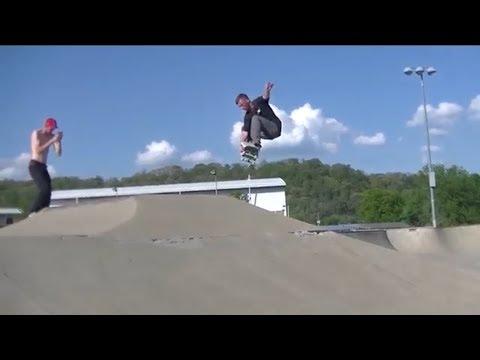 Athens Skatepark 2018