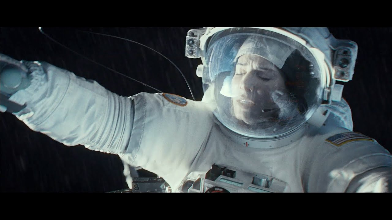 Movie Trailer: Gravity (2013)