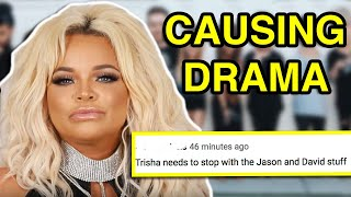 TRISHA PAYTAS CAN'T STOP TALKING ABOUT JASON NASH