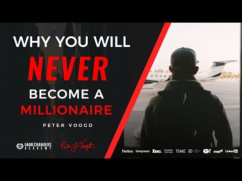 Why You Will Never Become A Millionaire