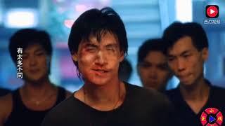 張學友劉德華主演的電影卻用上「王傑」歌曲,可見這首歌當時紅火程度