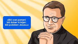 Vsi smo lahko sveti – animirani življenjepis sv. Jožefmarija