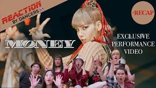 [วิเคราะห์ท่าเต้นEP6] LISA - 'MONEY' EXCLUSIVE PERFORMANCE VIDEO  by dancers   BABYBOSS