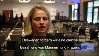 Video: Video-Statement: VdK Präsidentin Verena Bentele zum Equal Pay Day