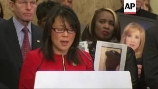 Advocates Call on Trump to Prevent Gun Violence