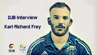 Olympic Games 2016: Interview mit Karl-Richard Frey
