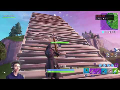 Best Solo Player on Fortnite | Best Shotgunner on PS4 | 2840+ Solo Wins