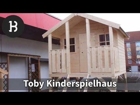 Stelzenhaus Toby - Vorstellung | holz-blech.de