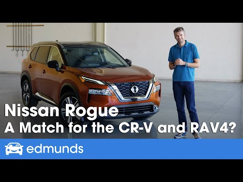 2021 Nissan Rogue First Look | Review, MPG, Interior, Price | All New & Up Close!