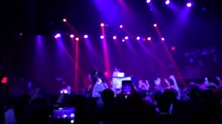 Action Bronson feat. Meyhem Lauren and Big Body Bes- Falconry Live at Belasco Theatre DTLA