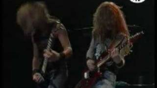 Dark Angel - The Death Of Innocence (Live 1989)