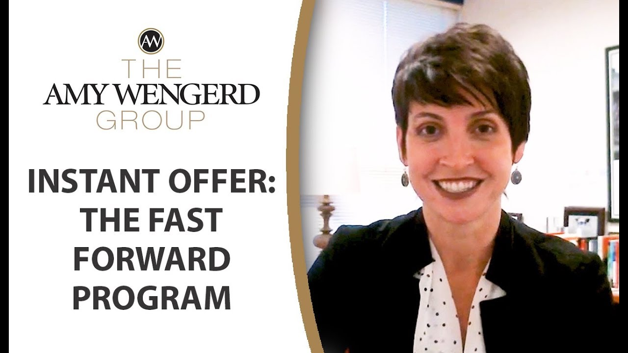 Instant Offer: The Fast Forward Program