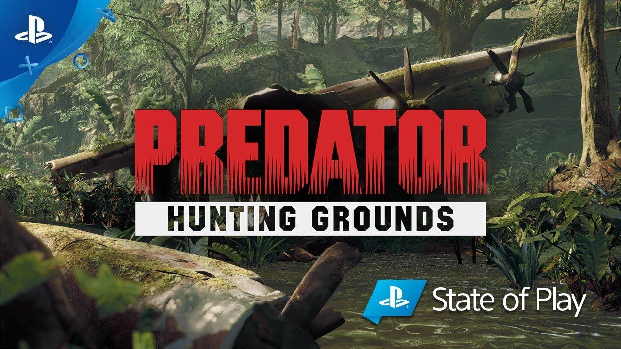 Predator: Hunting Grounds presentato durante State of Play