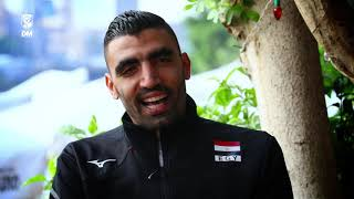 Off Nets-  Our Legend Ahmed Salah - Interview