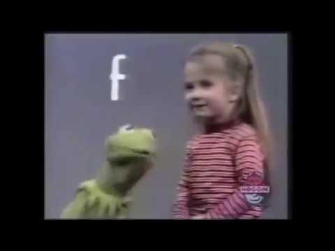 Kermit tries to teach the ABCs