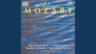 """Serenade No. 13 in G Major, K. 525, """"Eine kleine Nachtmusik"""": II. Romance"""