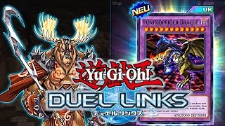 Yu-Gi-Oh Duel Links! #15 Ende des Events & Packopening!