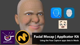 Facial Mocap in Modo
