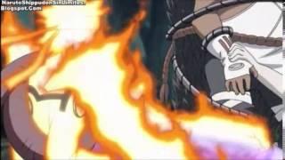 Naruto-Bee vs Itachi-Nagato - Fields Of Despair (DragonForce)
