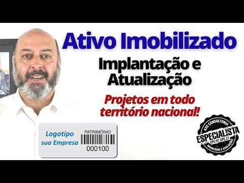 Ativo Imobilizado - Implantação e Atualização Consultoria Empresarial Passivo Bancário Ativo Imobilizado Ativo Fixo