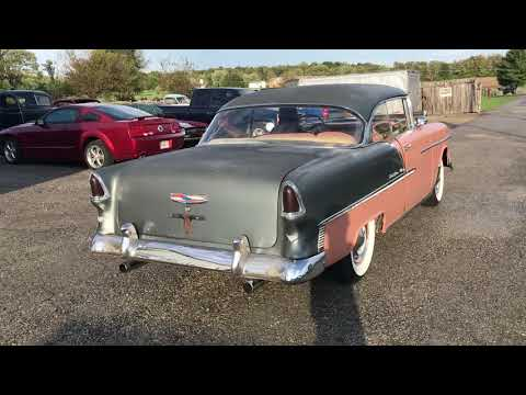 Video of '55 Bel Air - OW7U