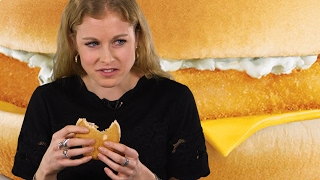 Watch millennials try a McDonald