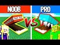 NOOB vs PRO TODES FALLE in MINECRAFT