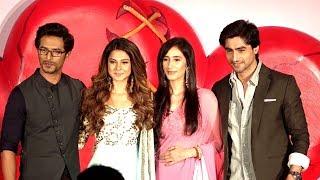Colors New Show Launch Bepannaah With Jennifer Winget,Harshad Chopda,Sehban Azim & Namita Dubey
