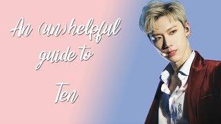 An (un)helpful guide to Ten (Chittaphon Leechaiyapornkul)