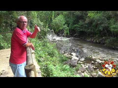 Repórter Favela e Mãe da Fome na Pauleira do Rio Juquiá