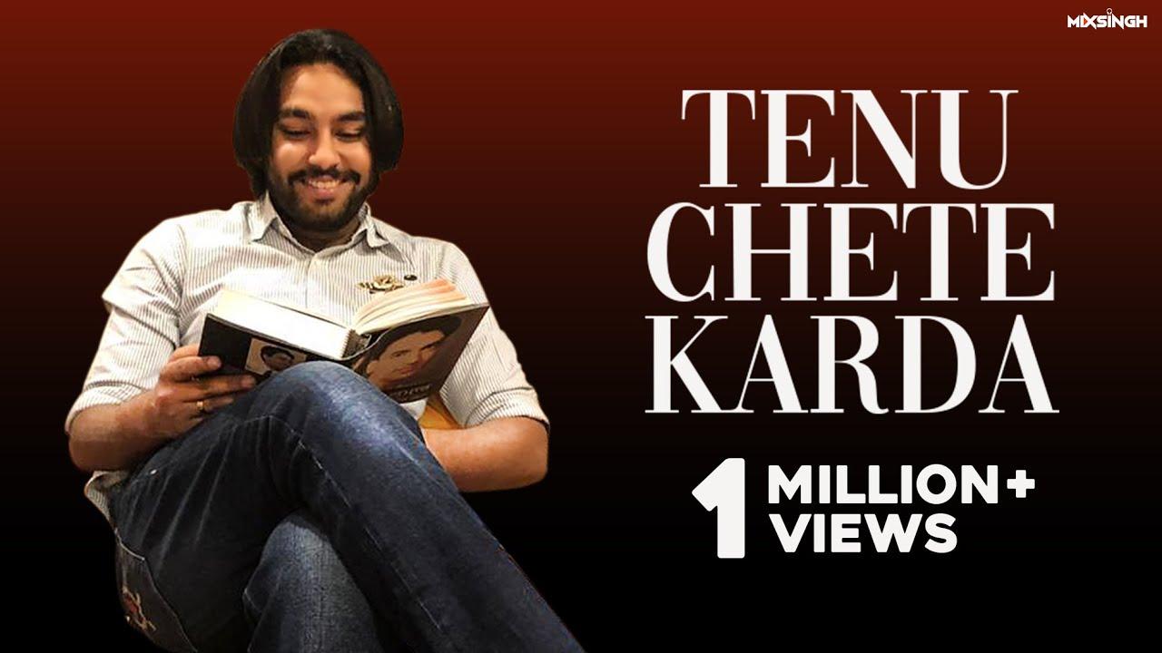 Tenu Chete Karda Lyrics