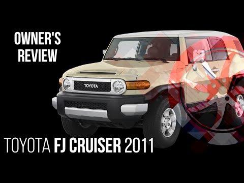 Toyota FJ Cruiser 2011 - Owner's Review