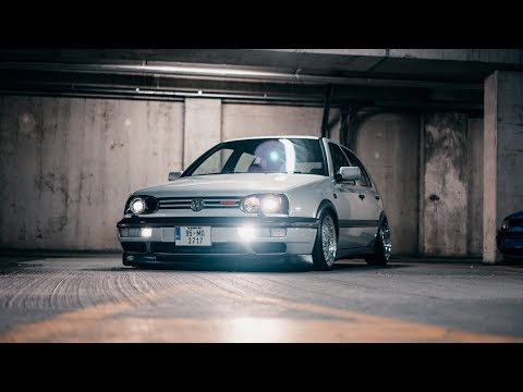 VW GOLF MK3 GTI ABF  |  Karl Jordan  |  Ross Delaney Media