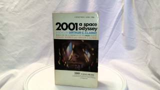 2001: A Space Odyssey Book Review