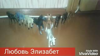 """Новая заставка к сериалу """"Любовь Элизабет"""""""