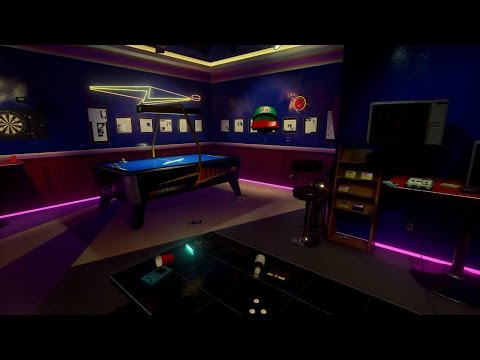 New Retro Arcade: Neon - Launch Trailer [VR, HTC Vive, Oculus Rift] thumbnail