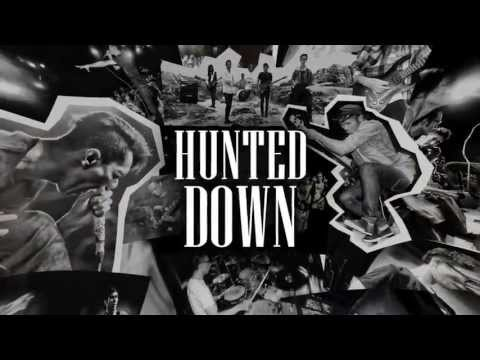 Dead Eyes Glow - Hunted Down feat. Casey Lagos of Sealakes (Official Lyric Video)